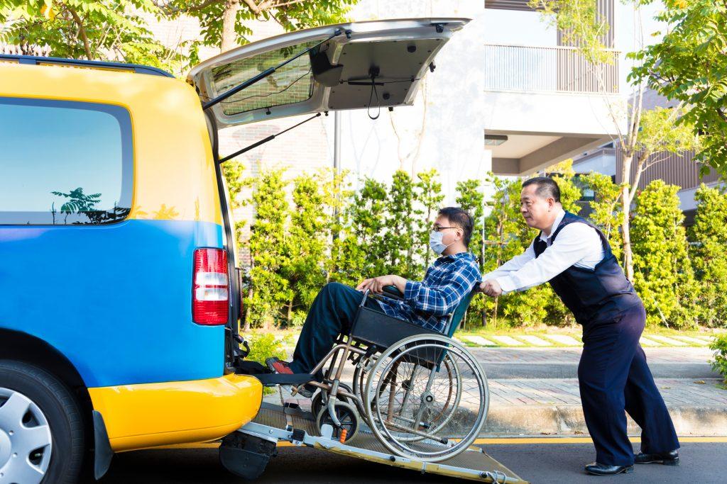 Assistance with Travel/Transport arrangements