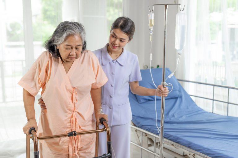 Community Nursing Care for High Needs